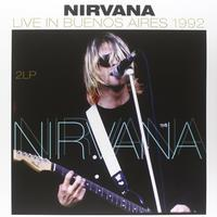 NIRVANA - LIVE IN BUENOS AIRES