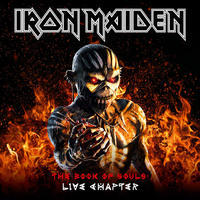 IRON MAIDEN - BOOK OF SOULS:LIVE CHAPTER