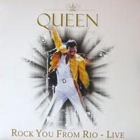 QUEEN - ROCK YOU FROM RIO-LIVE