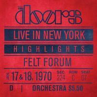 DOORS - LIVE IN NEW YORK