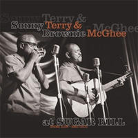 TERRY SONNY & BROWNIE MCGHEE - AT SUGAR HILL