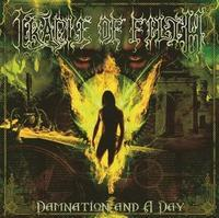 CRADLE OF FILTH - DAMMNATION AND A DAY / COLORED VINYL