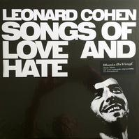 COHEN LEONARD - SONGS OF LOVE AND HATE