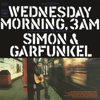 SIMON & GARFUNKEL - WEDNESDAY MORNING, 3 AM