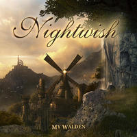 NIGHTWISH - MY WALDEN / GREEN LP