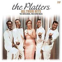 PLATTERS - ALL THEIR HITS