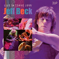 BECK JEFF - LIVE IN TOKYO 1999