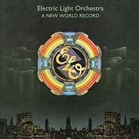 ELECTRIC LIGHT ORCHESTRA - A NEW WORD RECORD / CLEAR VINYL