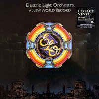 ELECTRIC LIGHT ORCHESTRA - A NEW WORD RECORDS