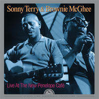 TERRY SONNY & BROWNIE MCGHEE - LIVE AT THE NEW PENELOPE CAFÉ