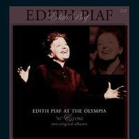 PIAF EDITH - AT THE OLYMPIA 1961 & 1962