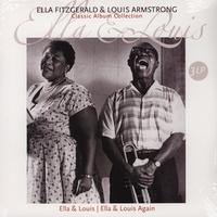 FITZGERALD ELLA & LOUIS ARMSTRONG - CLASSIC ALBUM COLLECTION / 3LP