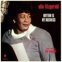 FITZGERALD ELLA - RHYTHM IS MY BUSINESS
