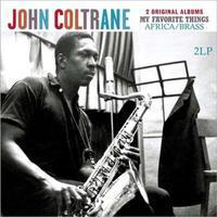 COLTRANE JOHN - MY FAVORITE THINGS / AFRICA BRASS