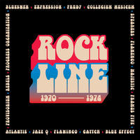 CD VARIOUS - ROCK LINE 1970-1974