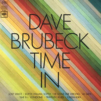 BRUBECK DAVE - TIME IN