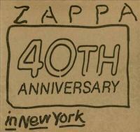 ZAPPA FRANK - ZAPPA IN NEW YORK (40TH ANNIVERSARY DELUXE EDITION)