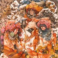 BARONESS - GOLD & GREY / COLORED