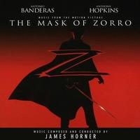 OST / JAMES HORNER - MASK OF ZORRO
