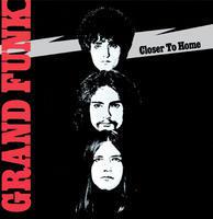 CD GRAND FUNK RAILROAD - CLOSER TO HOME