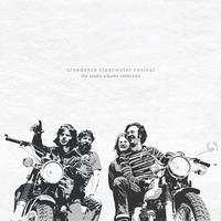 CREEDENCE CLEARWATER REVIVAL - STUDIO ALBUMS COLLECTION