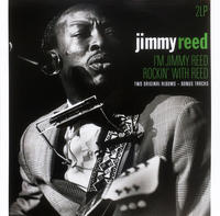 REED JIMMY - I'M JIMMI REED / ROCKIN' WITH REED