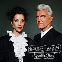 BYRNE DAVID & ST.VINCENT - LOVE THIS GIANT