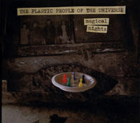 PLASTIC PEOPLE OF THE UNIVERSE - MAGICAL NIGHTS / CD