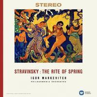 MARKEVITCH IGOR / PHILHARMONIA ORCHESTRA - STRAVINSKY: THE RITE OF SPRING
