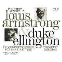 ARMSTRONG LOUIS & DUKE ELLINGTON - GREAT SUMMIT: RECORDING TOGETHER FOR THE FIRST TIME