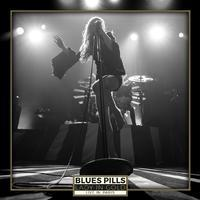 BLUES PILLS - LADY IN GOLD: LIVE IN PRIS