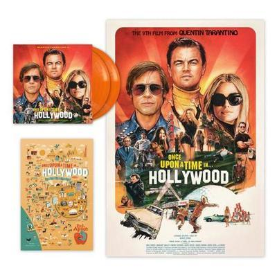 OST - QUENTIN TARANTINO'S ONCE UPON A TIME IN HOLLYWOOD / COLORED - 1
