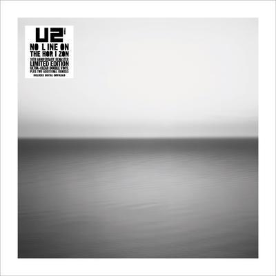 U2 - NO LINE ON THE HORIZON / CLEAR - 1