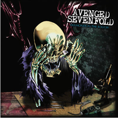 AVENGED SEVENFOLD - DIAMONDS IN THE ROUGH - 1