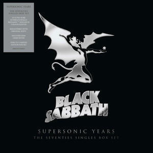 BLACK SABBATH - SUPERSONIC YEARS: THE SEVENTIES SINGLE BOX SET - 1