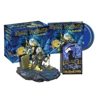 IRON MAIDEN - LIVE AFTER DEATH / COLLECTOR'S EDITION CD
