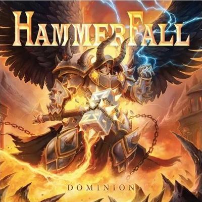 HAMMERFALL - DOMINION - 1