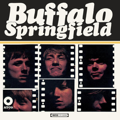 BUFFALO SPRINFIELD - BUFFALO SPRINFIELD / MONO