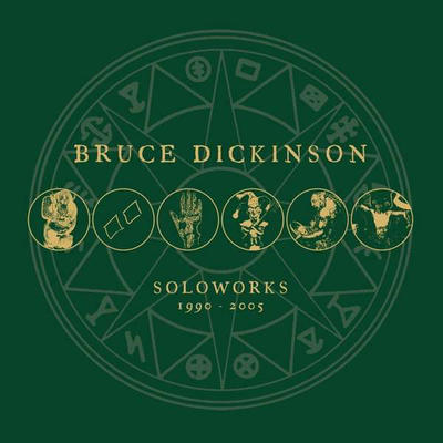 DICKINSON BRUCE - SOLOWORKS 1990-2005