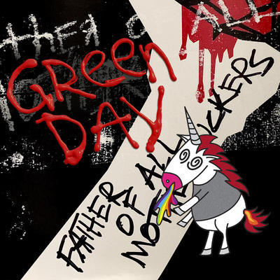 GREEN DAY - FATHER OF ALL... / RED VINYL
