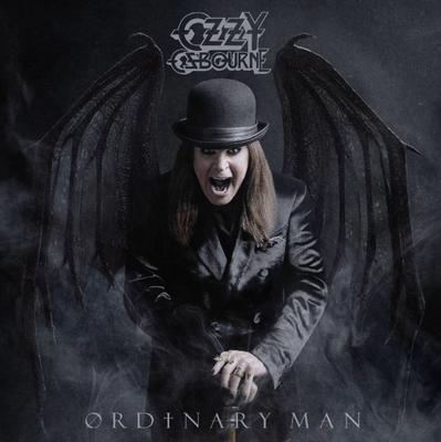 OSBOURNE OZZY - ORDINARY MAN / SILVER SMOKE VINYL - 1