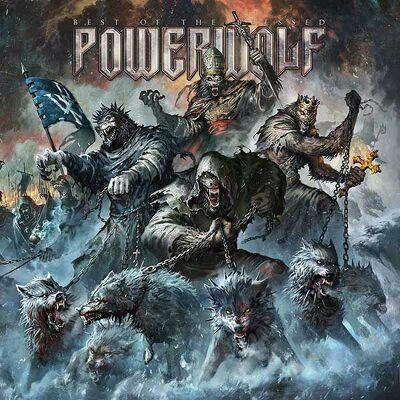 POWERWOLF - BEST OF THE BLESSED - 1