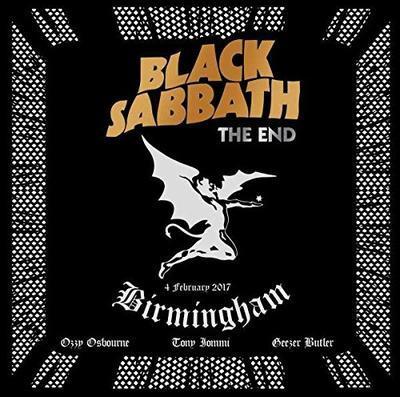 BLACK SABBATH - THE END - 1
