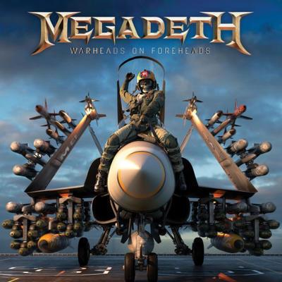 MEGADETH - WARHEADS ON FORHEADS