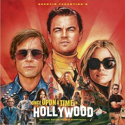 OST - QUENTIN TARANTINO'S ONCE UPON A TIME IN HOLLYWOOD / COLORED - 2