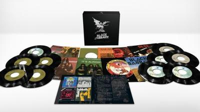 BLACK SABBATH - SUPERSONIC YEARS: THE SEVENTIES SINGLE BOX SET - 2