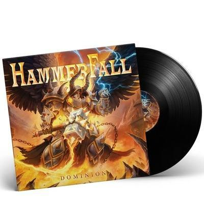 HAMMERFALL - DOMINION - 2