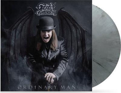 OSBOURNE OZZY - ORDINARY MAN / SILVER SMOKE VINYL - 2