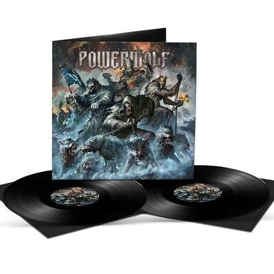 POWERWOLF - BEST OF THE BLESSED - 2